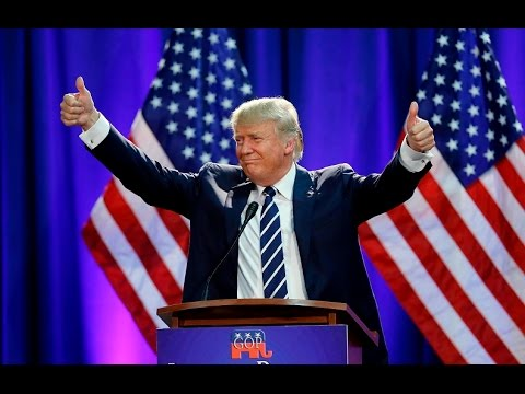 Donald J. Trump Is The Next President Of The United States