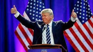 donald j trump is the next president of the united states