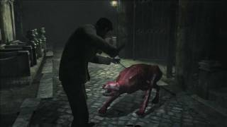 Silent Hill Homecoming gameplay (Xbox 360)