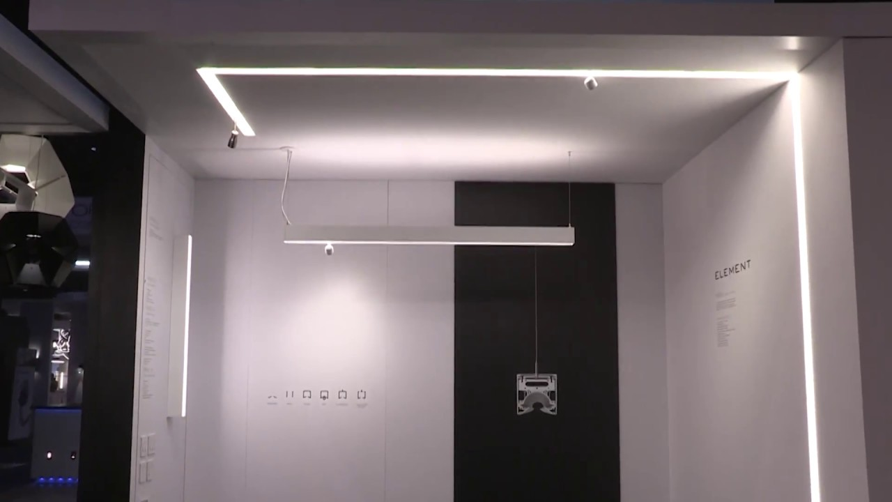 The Element Merge 1 5 Recessed Linear Led System