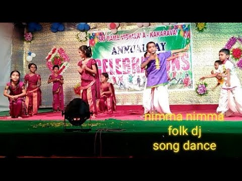Nimma nimma folk dance