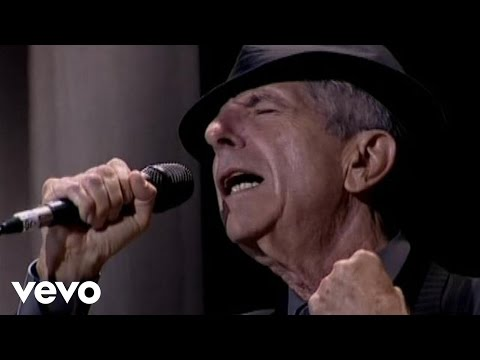 Leonard Cohen - Hallelujah Live In London