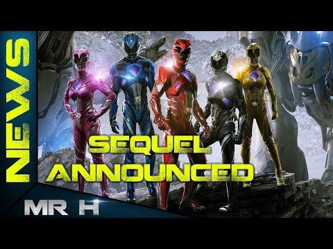 POWER RANGERS 2017 Sequel Announced By HASBRO