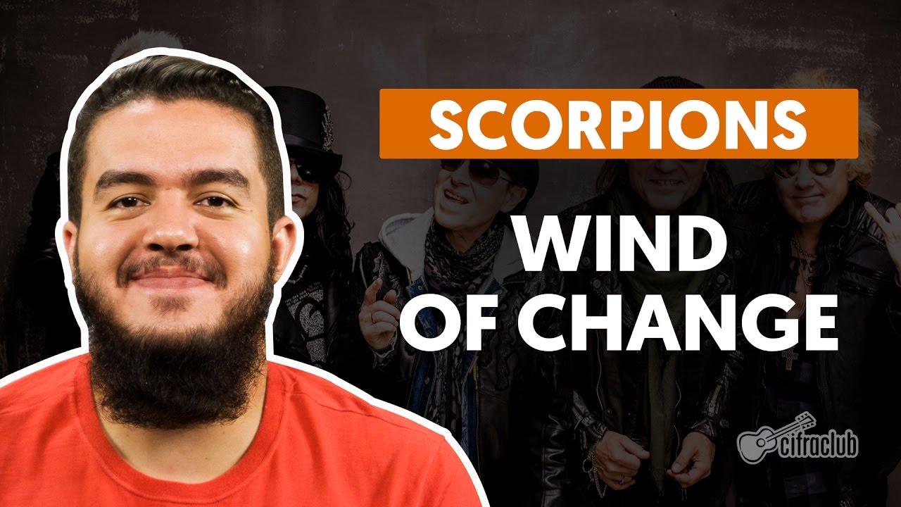 WIND OF CHANGE - Scorpions (aula de violão) | Como tocar no violão
