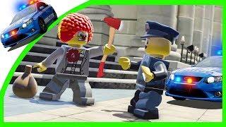 ПОБЕГ из Полицейской Тюрьмы в Мультик Игре LEGO City Undercover 5 серия