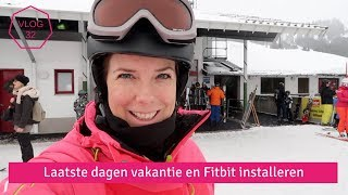 WEEKVLOG #32 | laatste dagen Oostenrijk, Fitbit installeren en shoppen!