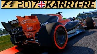 Der Härtetest! (Q) – F1 2017 KARRIERE Gameplay German #31   Lets Play Formel 1 2017 Deutsch 4K