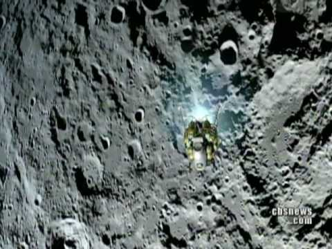 Water On The Moon: NASA Confirms Water Molecules On Our ...