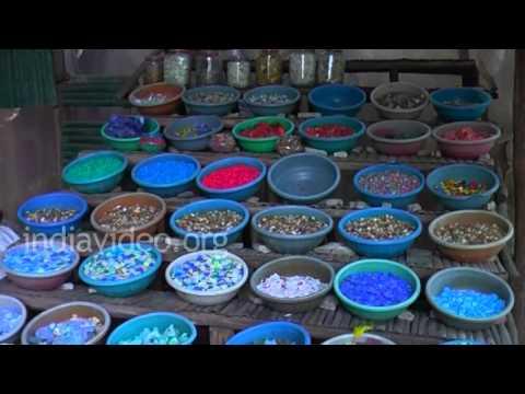 Street Shops  Vadodara  Baroda  Gujarat