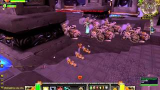 World of Warcraft: MoP 90 Orc Hunter solo Flame Leviathan 25 man Ulduar Commentary