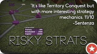 (ROBLOX) Risky Strats 1 (Territory Conquest V2)