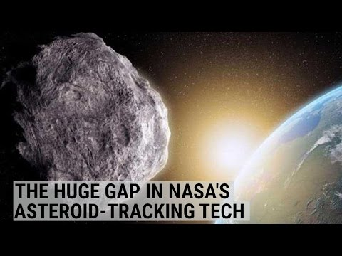 The huge gap in NASA's asteroid-tracking technology