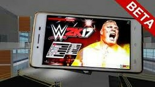 Wwe 2k17 apk +data in 650 mb highly compressed