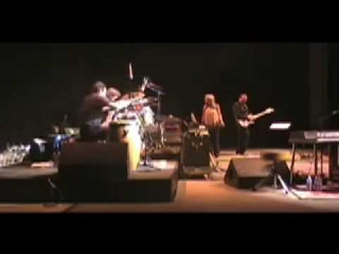Nicholas Radina & Mickey Grimm with Over the Rhine-Drum solo