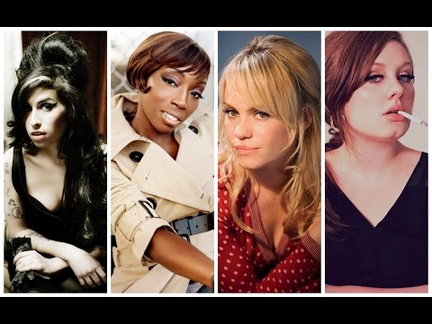 Best British Female Soul Singers: Amy Winehouse, Estelle, Adele & Duffy