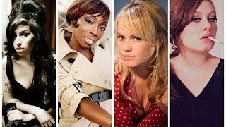 Baixar Best British Female Soul Singers: Amy Winehouse, Estelle, Adele & Duffy