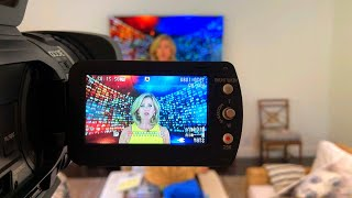 How Inside Edition's Deborah Norville Broadcasts From Home