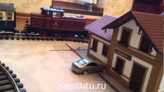 Видео моделей железных дорог PIKO G - большая железная дорога(Купить большую железную дорогу PIKO G - масштаб 1:22,5 можно здесь: http://kupitutu.ru/collection/G., 2014-03-07T08:24:13.000Z)