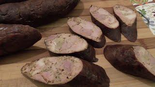 як зробити ковбасу з лосятини в домашніх умовах