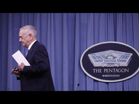 Pentagon announces major shift in nuclear policy
