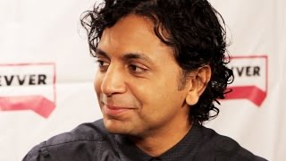 M Night Shyamalan Talks New Horror Comedy