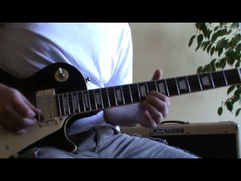 Monaco solo cover - guitar lesson with TAB - guitar chords - YouTube
