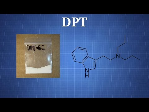 Dipropyltryptamine (DPT): What We Know