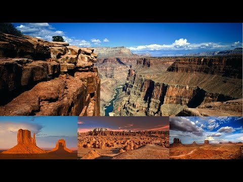 Grand Canyon-Monument Valley-Capitol Reef ... -Autotour Ouest USA Part 1