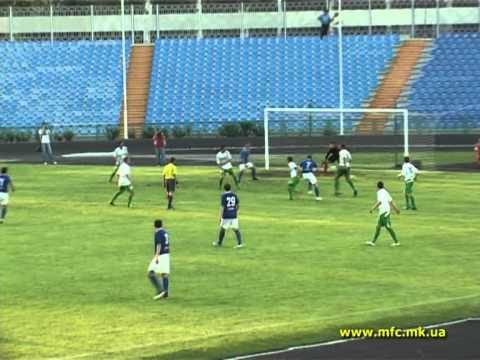 МФК «Николаев» - «Титан» 2:0 (моменты, голы)