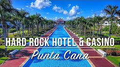 INSIDE the HARD ROCK HOTEL and CASINO PUNTA CANA