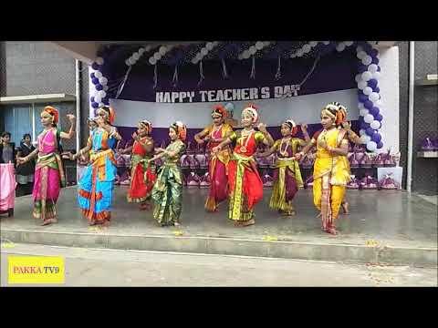 Welcome Dance - Classical@Pakka TV9