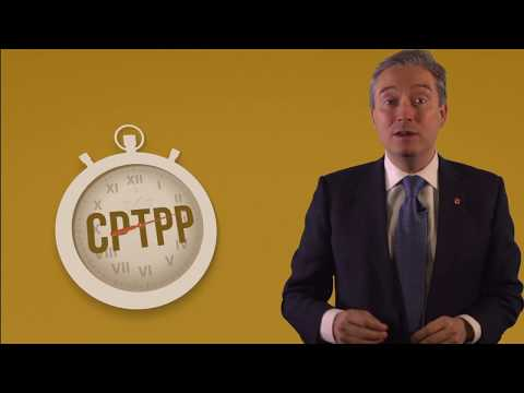 CPTPP: The right time for Canada