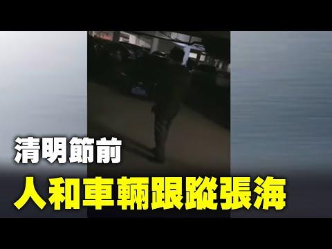 武汉清明祭扫 数十万人挤满陵园 当局噤声 (图集/视频)