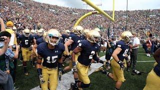 Notre Dame vs Rice 2014