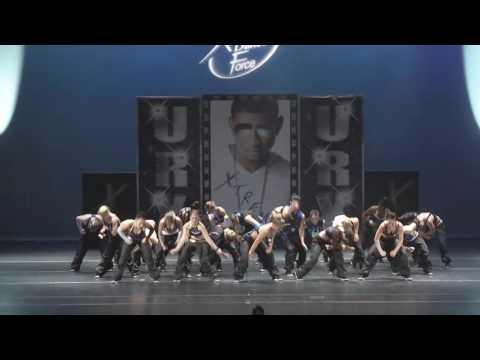 "Xtreme Dance Force ""URX"" Usher Production 2014 / Naperville, IL / World Champion / @xtremedanceforce"