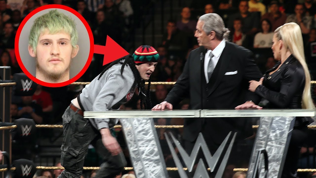 Bret Hart S Attacker Revealed Wwe Hall Of Fame 2019