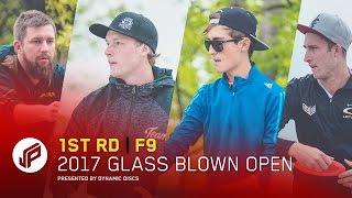 2017 GBO | Round 1, Front 9 | Sexton, Lizotte, McMahon, Wysocki