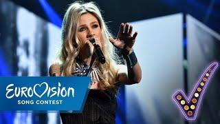 "Songcheck: Serbien - Nevena Božović - ""Kruna"" | Eurovision Song Contest"