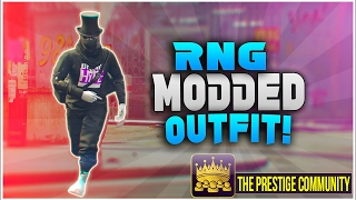 GTA 5 Online: How to Create A *DOPE* ''RNG'' MODDED OUTFIT GLITCH Using Clothing Glitches Patch 1.37
