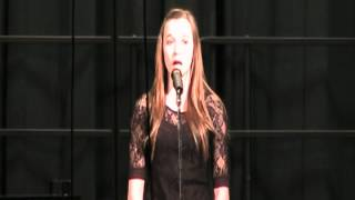 Tabitha Miner solo spring concert 2012, Oh what a beautiful city