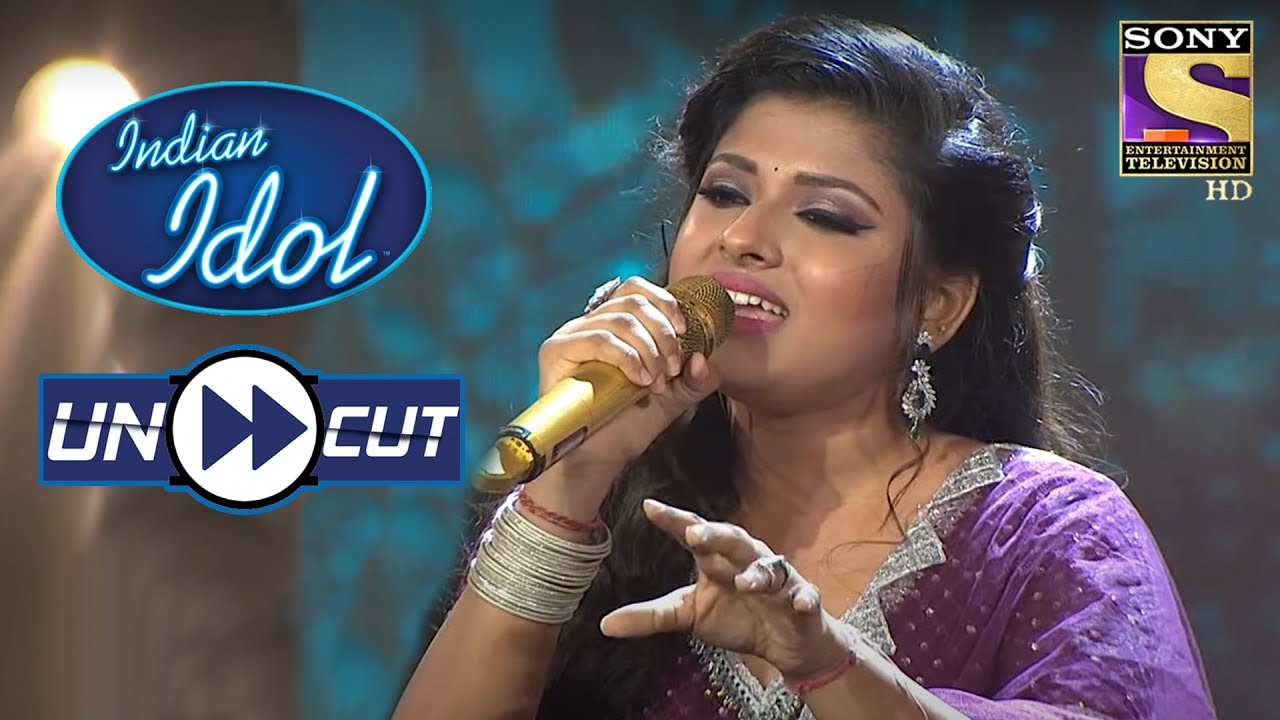 Arunita's Melodious Performance Stuns Sonu Kakkar | Indian Idol Season 12 | Uncut