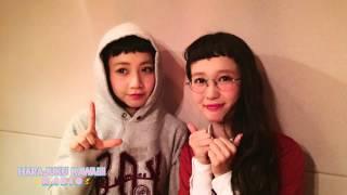 「HARAJUKU」を代表するモデル8人が「KAWAii!!」の「今」を伝える「HARA...