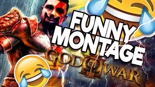 Funny Montage GOD OF WAR 3