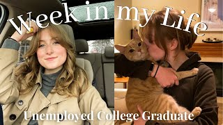Week in the Life of an Unemployed College Graduate