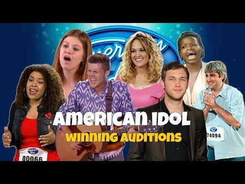 American Idol ALL WINNERS Auditions (Seasons 1-15)- Ep 9