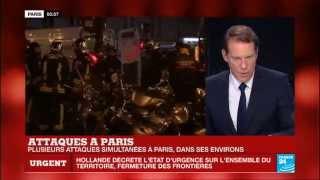 Attentats à terroristes à Paris :