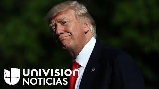 Trump afirma que ningún presidente ha hecho nunca tanto en los primeros 100 días de gobierno