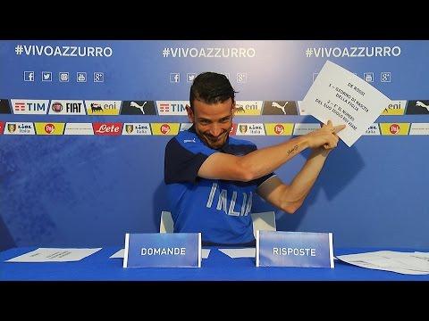 Florenzi, quanto conosci gli Azzurri? - Il Quiz