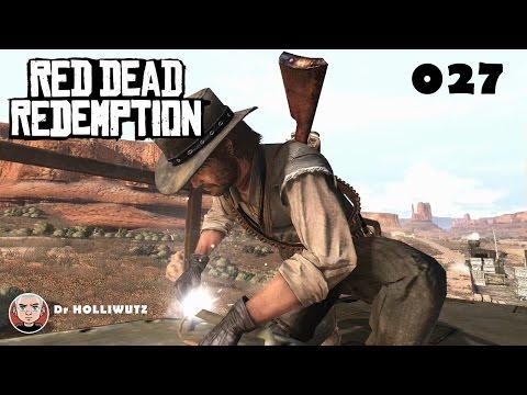 Red Dead Redemption #027 - Mexikanischer Eisenbahnraub [HD][XBO]   Let's Play Red Dead Redemption