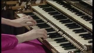 Gillian Weir - Toccata Duodecima (Muffat), Ottobeuren.